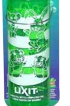 Lixit Water Bottles for Mice, Hamsters and Other Small Animals (Neon)