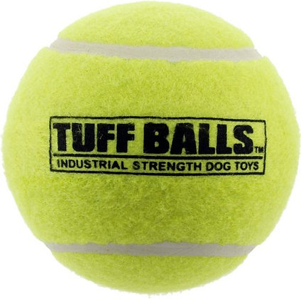 """PetSport USA 4"""" Giant Tuff Balls for Large Dogs [Pet Safe Non-Toxic Industrial S"""