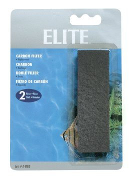 RC Hagen A898 Elite Carbon Filter Sleeve Replacement - 2-pack