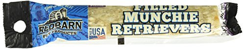 Redbarn Filled Munchie Retriever-Peanut Butter Premium Dog Treats (1-Count)