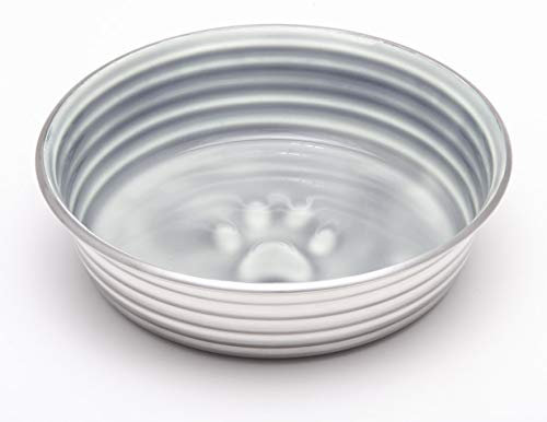 Loving Pets Le BOL Dog Bowl, Large, Parisian Gray