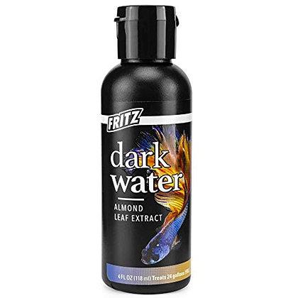 Fritz Aquatics Dark Water Almond Leaf Extract for Betta's 4 oz