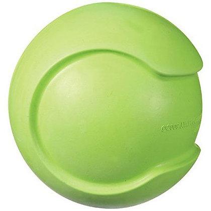 JW Pet Company iSqueak Bouncin' Baseball Dog Toy, Medium (Colors Vary)