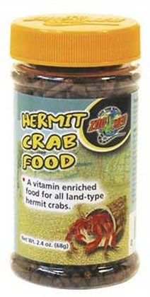 Zoo Med Hermit Crab Food, 2.4-Ounce