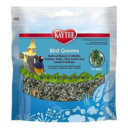 Kaytee Products C 529082 All Birds Chia/Sweet Pota Foraging Treat Bird Greens, 1