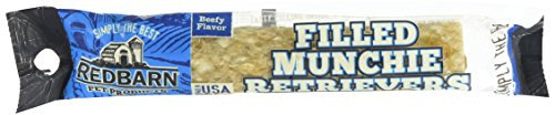 Redbarn Filled Munchie Retriever-Beef Premium Dog Treats (1-Count)