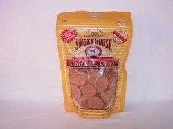 Smokehouse Pet Products 25051 4 Oz Small Chicken Chips Dog Treats