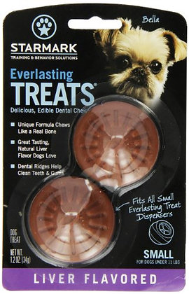 Everlasting Treat For Dogs, Liver, Small