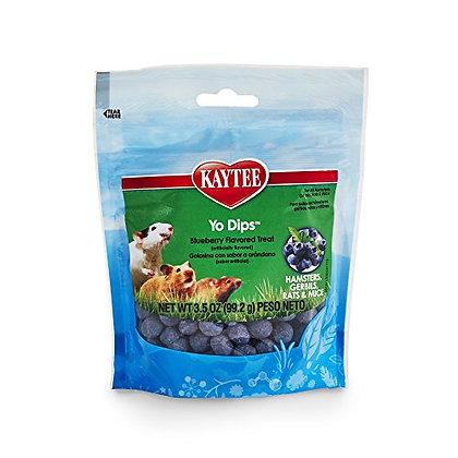 Kaytee Blueberry Flavored Ygurt Dipped Hamsters And Gerbil Treat