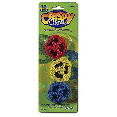 Kaytee Crispy Loofah Chews 3pk
