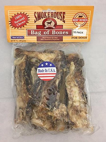 Smokehouse Aries Usa Rib Bag O Bones (10 Pack)