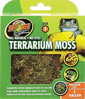 Zoo Med Terrarium Moss, 5 Gallon
