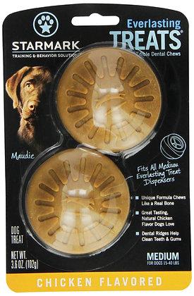 Starmark Everlasting Treat For Dogs, Chicken, Medium