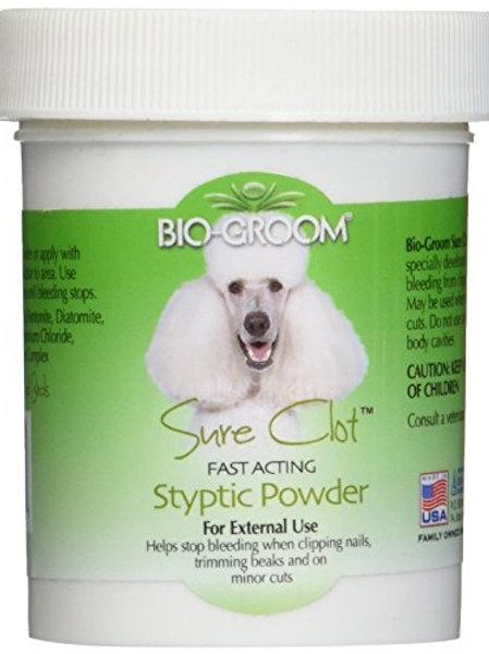 Bio-Groom DBB53005 Sure Clot Syptic Powder, 14gm
