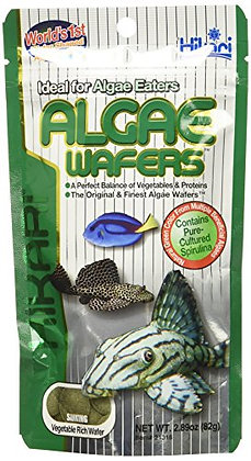 Hikari Usa Inc AHK21316 tropical Algae Wafer 2.89-Ounce
