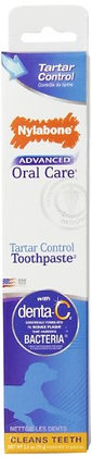 Nylabone Advanced Oral Care 2.5 oz Tartar Control Dog Toothpaste