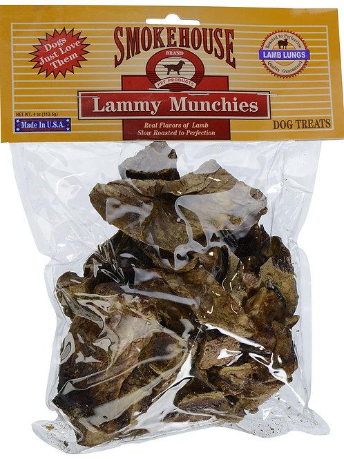 Smokehouse Lamb Munchies, Dog Treats, 4 oz