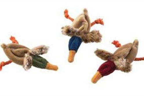 "Skinneeez Duck Cat Toy, 3"" Assorted Sold Individually"