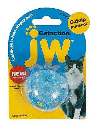 JW Pet Company Cataction Lattice Ball for Cats
