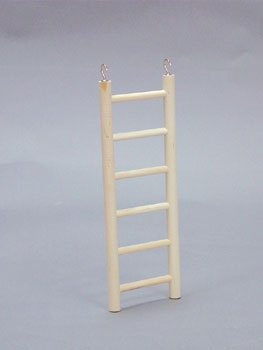 North American Pet BBO22791 Bob Parrot Ladder, 12-Inch