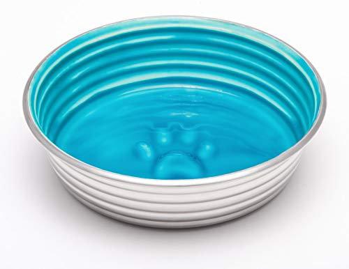 Loving Pets Le BOL Dog Bowl, Medium, Seine Blue