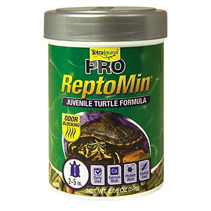 Tetra Tetrafauna Pro ReptoMin Juvenile Turtle Formula Sticks,2.5oz. (77094)
