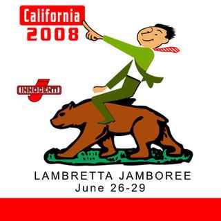 Lambretta Jamboree 2008