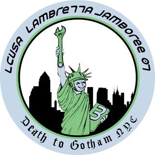 Lambretta Jamboree 2007