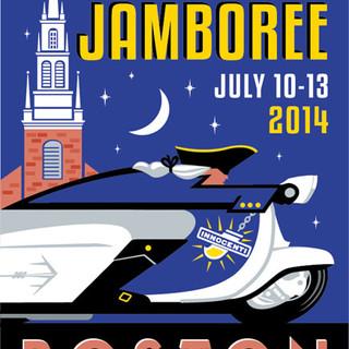 Lambretta Jamboree 2014