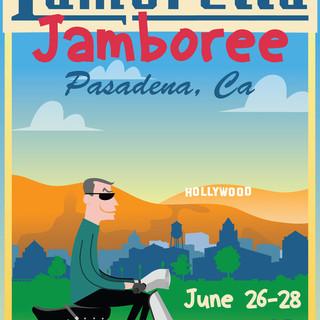 Lambretta Jamboree 2015