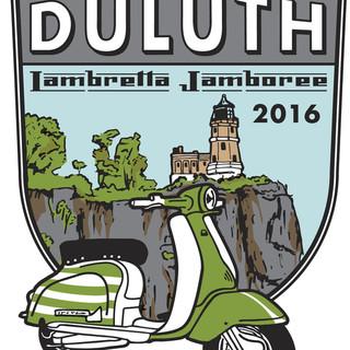 Lambretta Jamboree 2016