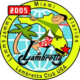 Lambretta Jamboree 2005