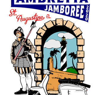 Lambretta Jamboree 2020