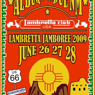 Lambretta Jamboree 2009