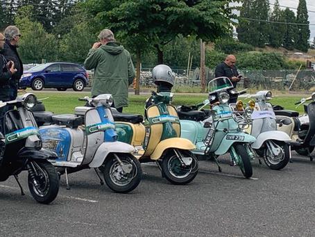 Laso unites oregon lambretta riders
