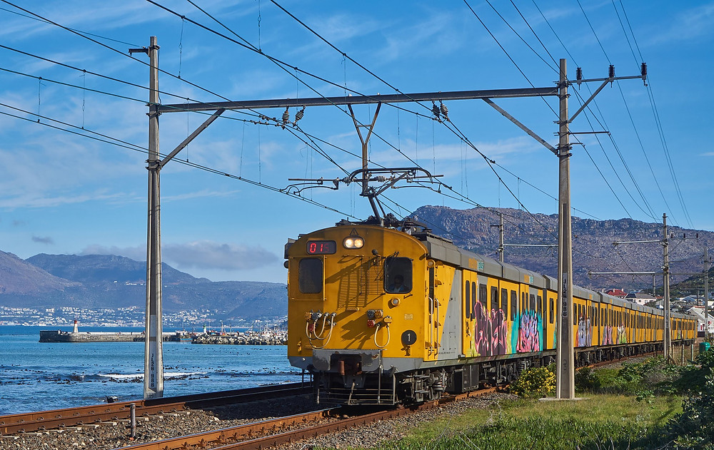Cape Town Metro Rail