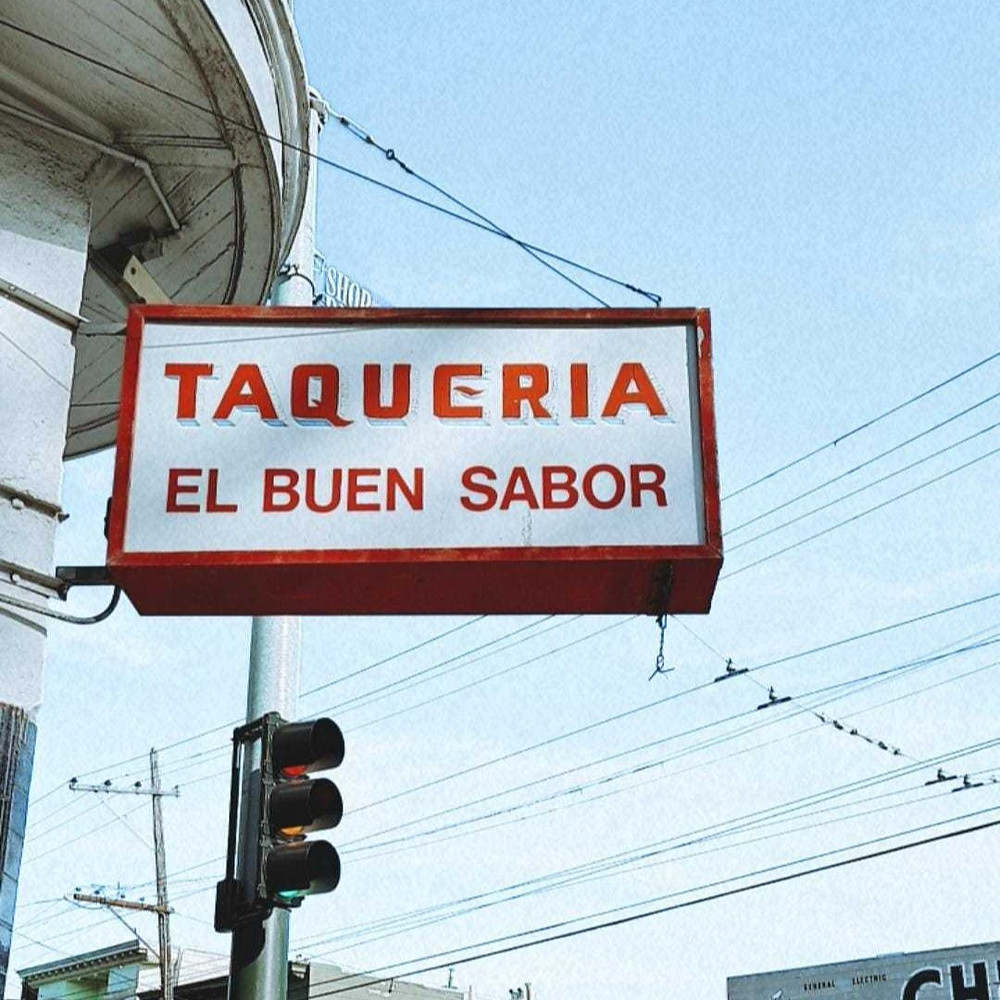 Taqueria El Buen Sabor, San Francisco