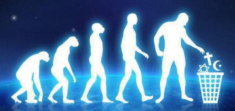evolution of humankind