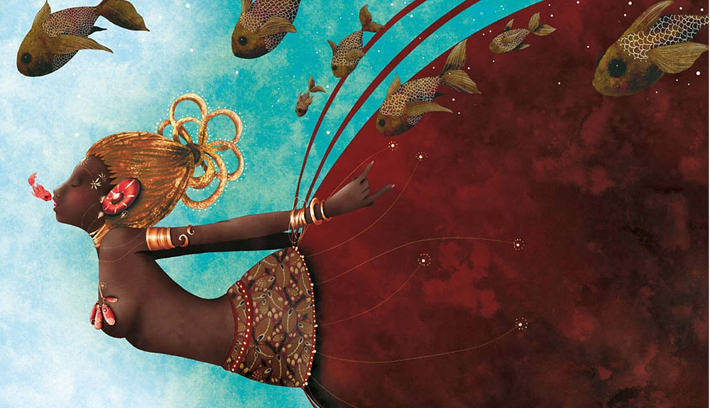 Oshun: African Goddess of Love and Sweet Waters