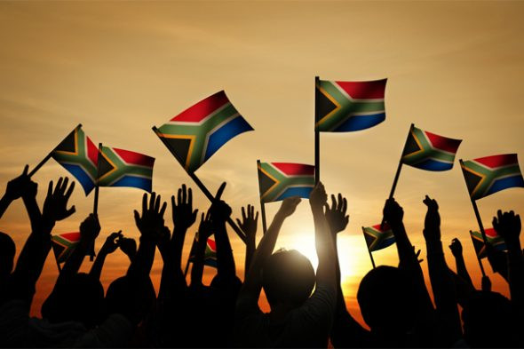 South Africa freedom
