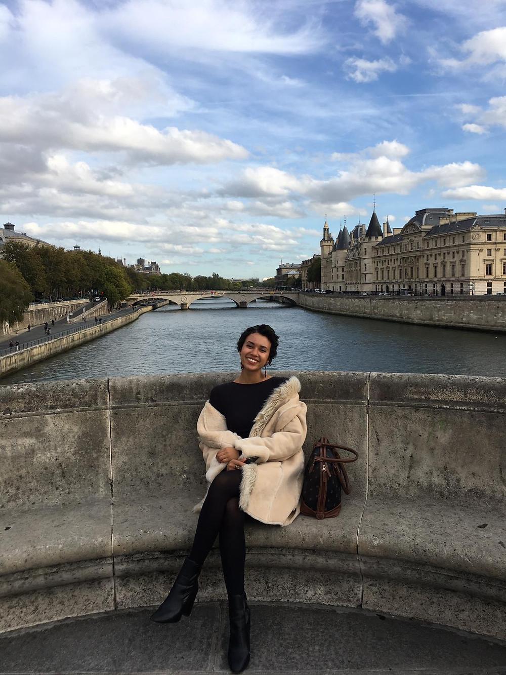Rebecca Mqamelo Paris