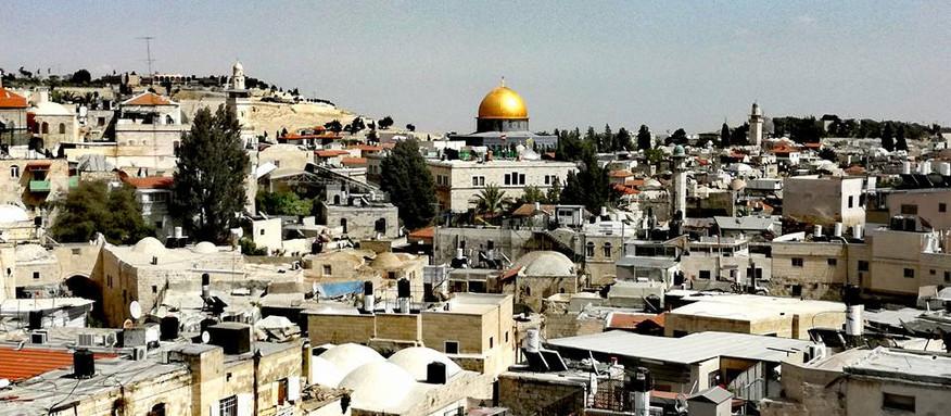Jerusalem: Ten Days in the Holy City