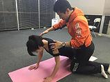 パーソナルトレーニング  ピラティス 姿勢矯正  練馬区  西武池袋線  大泉学園