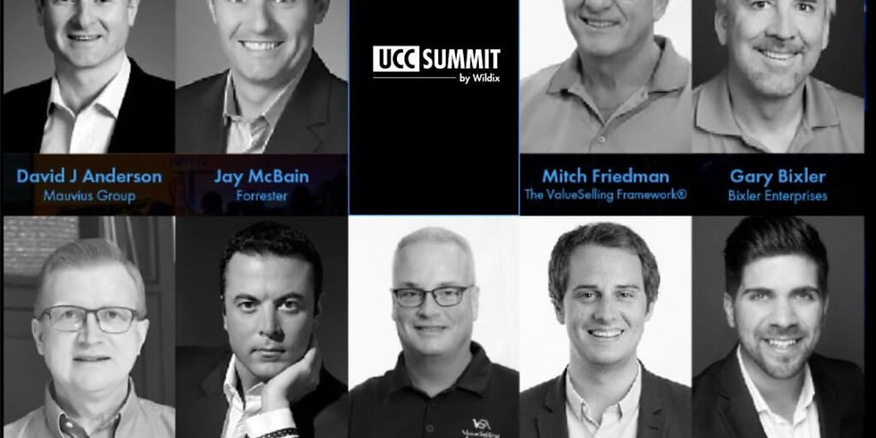 Fit for purpose: Excellence from Touchdown to Takeoff  @ UCC Summit 2020