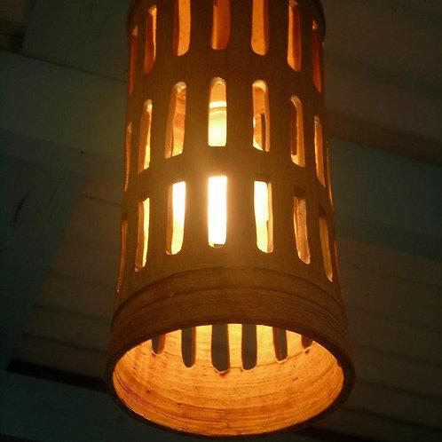 Narrow Pendant Light - Columns Design