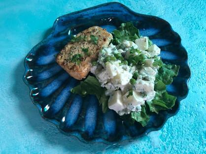 Lg Shell Plate - Bamboushay Restaurant & Lounge.jpg