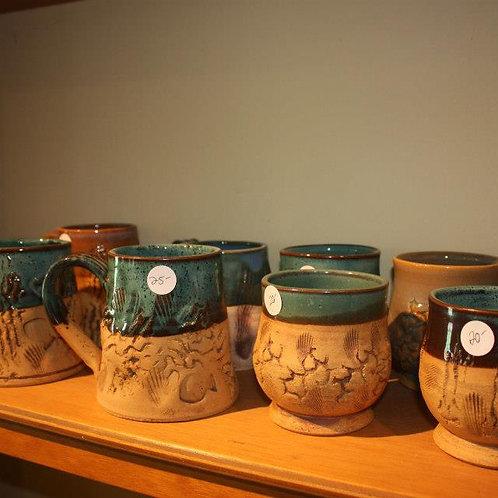 Coral Mugs
