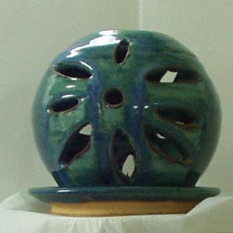 Ball Lantern - Flower Design