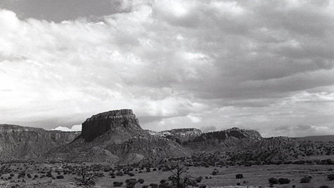 Ghost Ranch no 2, NM