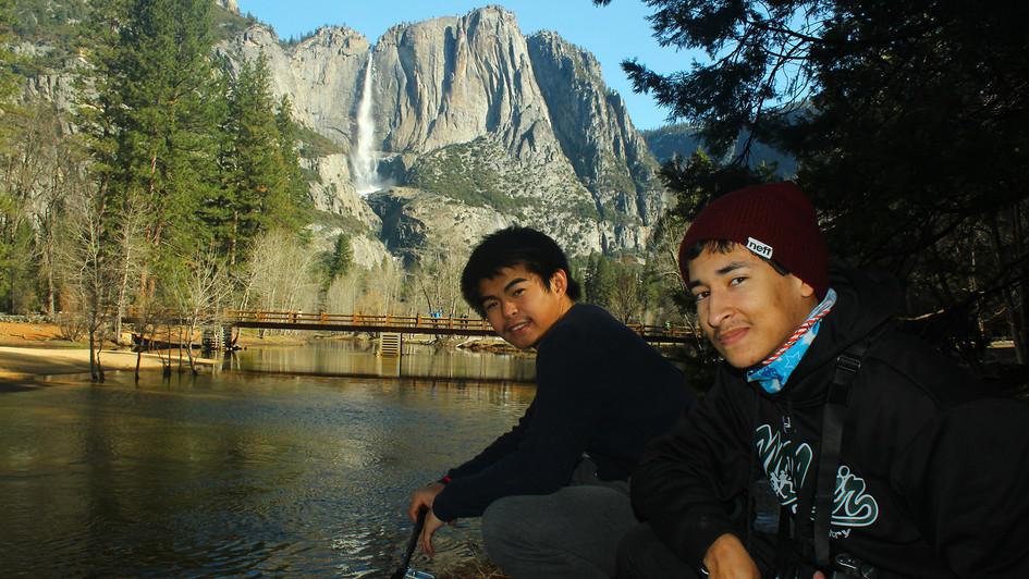 The Magician's Apprentice- Yosemite Valley